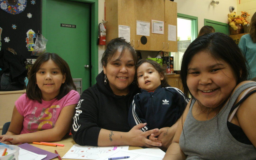 Spring 2018 Programs for Families